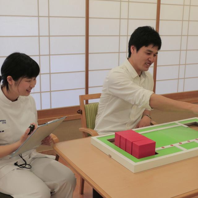神戸医療福祉専門学校三田校 【作業療法士科】ゴールデンウィーク特別オープンキャンパス1