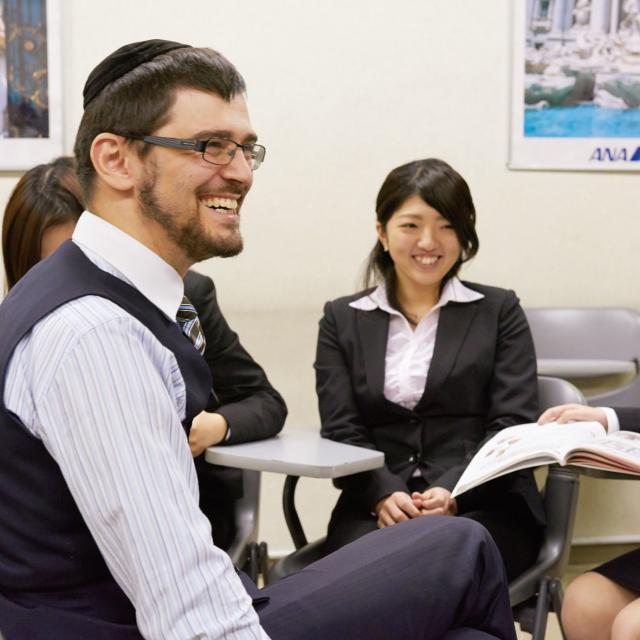 大阪観光専門学校 ◆ グローバル学科 8-9月体験入学 ◆1