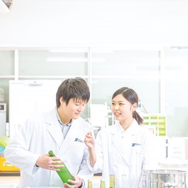 東京バイオテクノロジー専門学校 【醸造発酵コース】オープンキャンパス:バイオのコース体験2