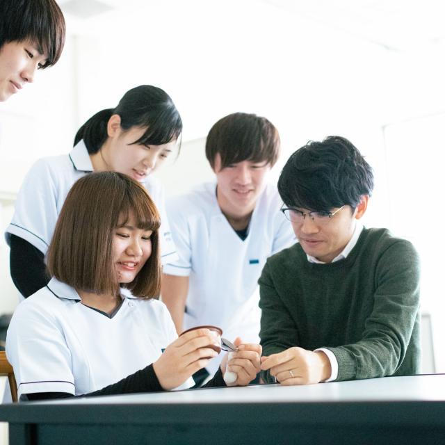 島根リハビリテーション学院 スペシャルオープンキャンパス【作業療法学科DAY】1