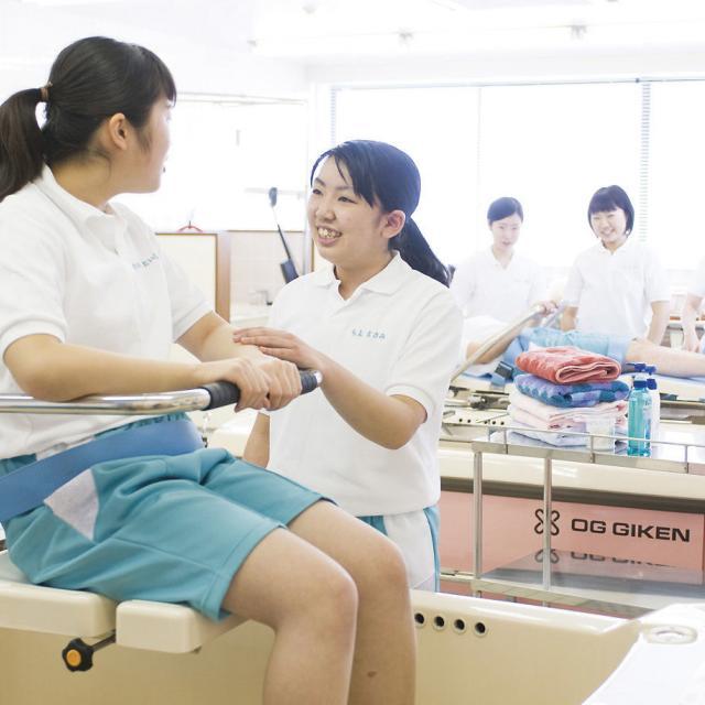 北陸福祉保育専門学院 2018オープンキャンパス!【介護福祉学科】4