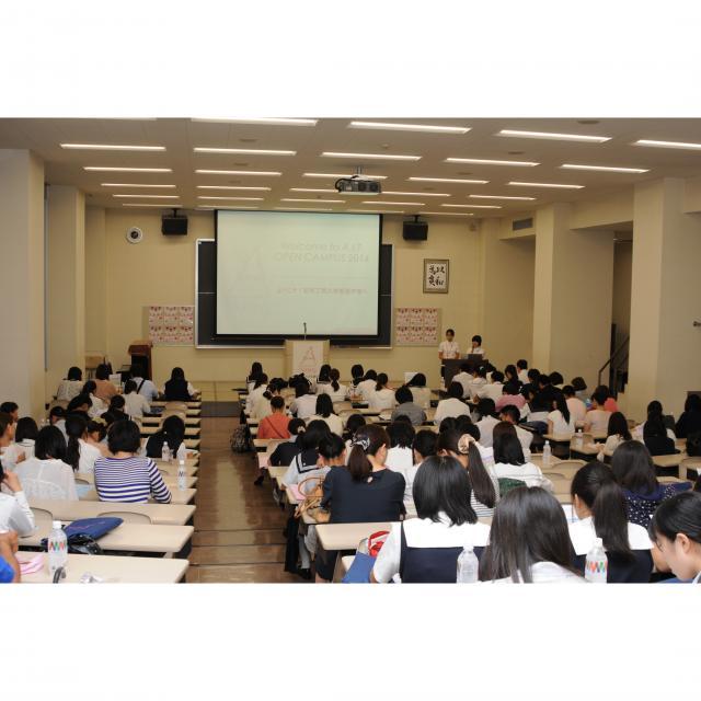 【看護学部】 夏のオープンキャンパス♪(一般入試対策講座)