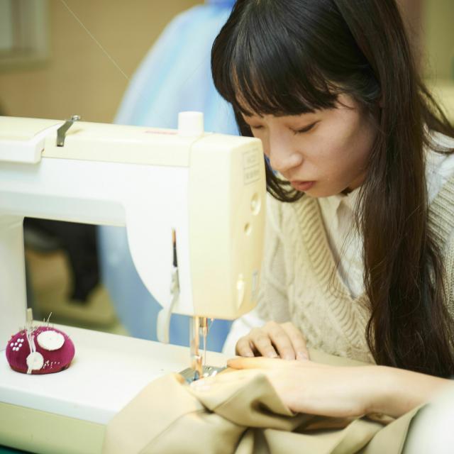 神戸ファッション専門学校 8/2 MYブランド企画1