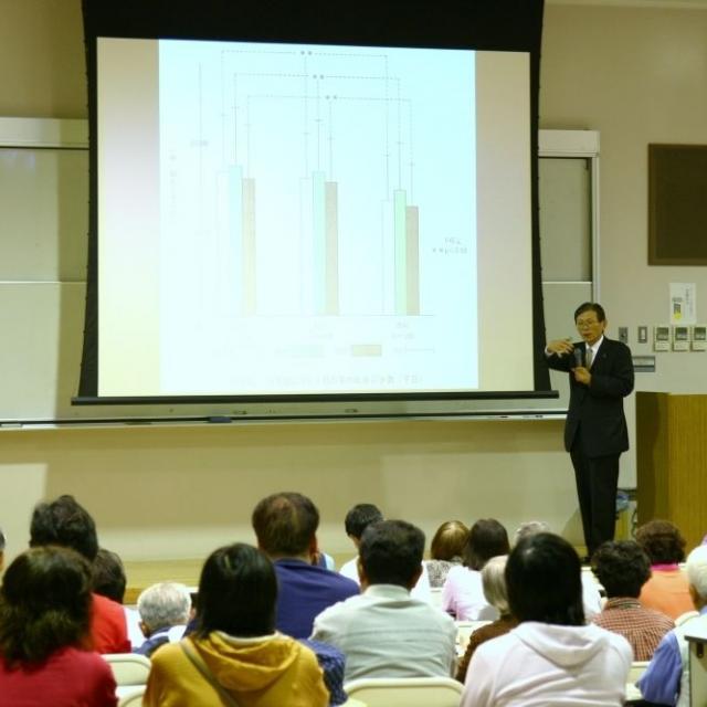 平成国際大学 入試相談会1