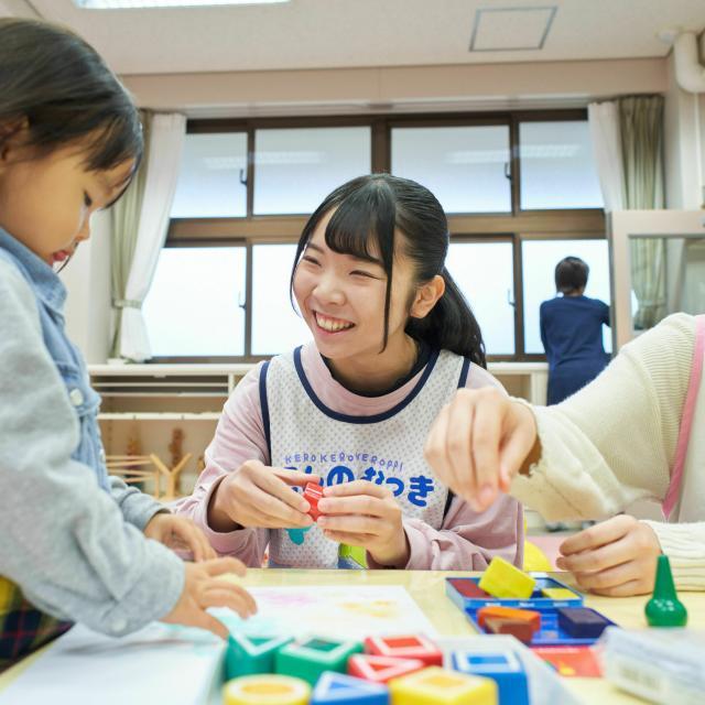 桜の聖母短期大学 【こども保育コース】2021年オープンキャンパス3