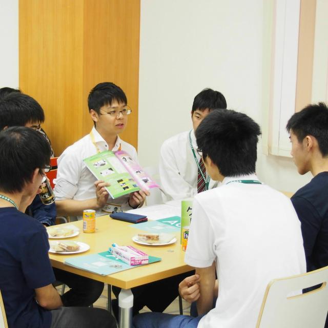 近畿コンピュータ電子専門学校 【未経験歓迎】Windows/スマホアプリ制作 体験授業4