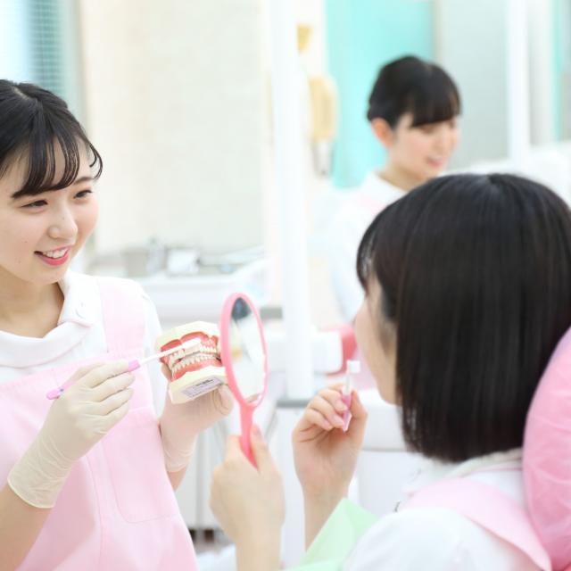 青森歯科医療専門学校 夏休み体験入学1