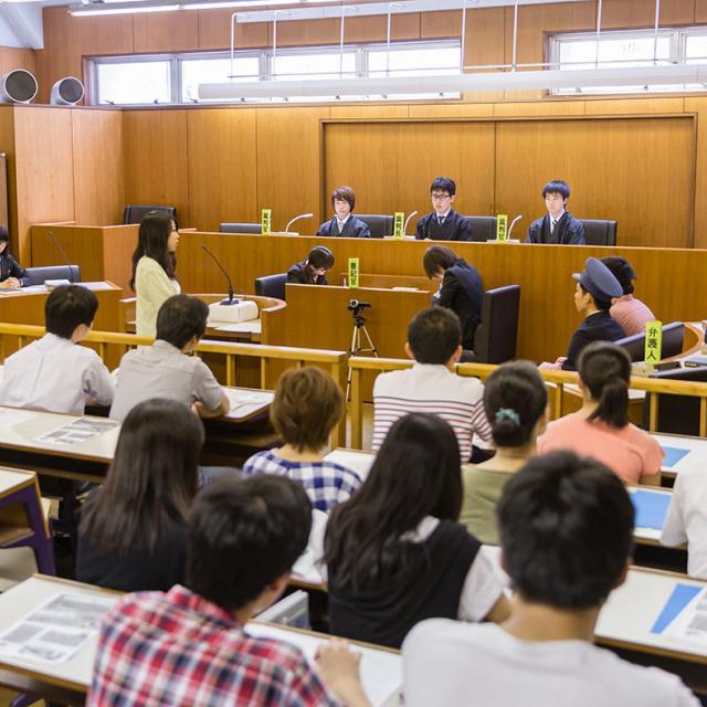 専修大学 オープンキャンパス(7月:神田キャンパス)4