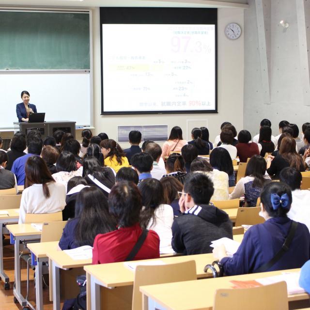 東京未来大学 「未来祭」オープンキャンパス(2019年度)4