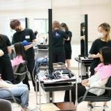 HIMEBI サロンDay 在校生から美容施術を体験☆彡の詳細