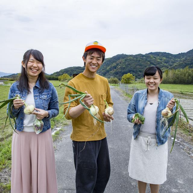 吉備国際大学 【南あわじ志知キャンパス】 農学部のオープンキャンパス!1
