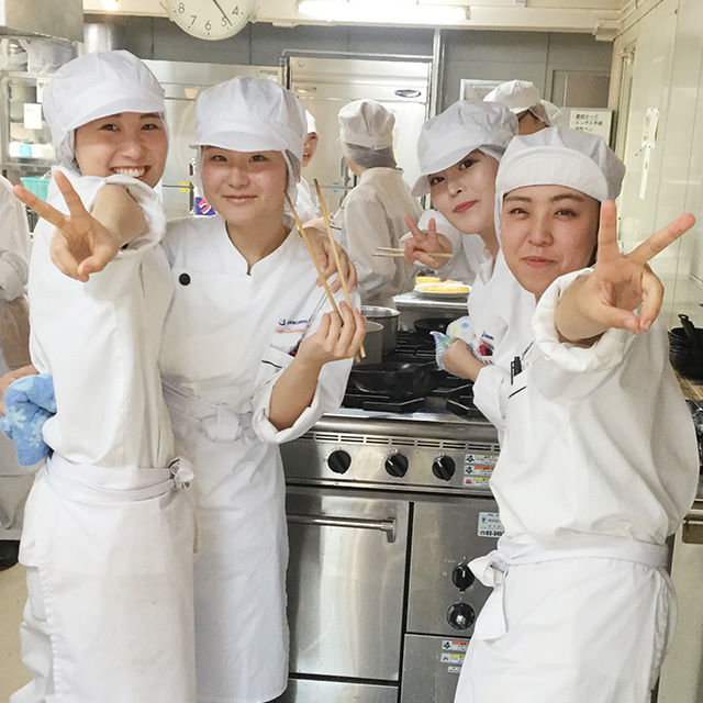 東京栄養食糧専門学校 夏に食べたい日本の料理【ランチ付】3