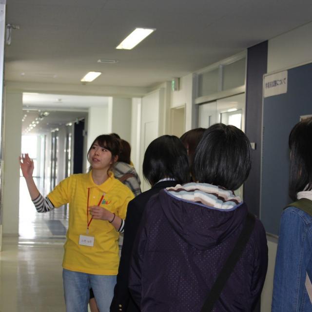 高崎健康福祉大学 【子ども教育学科】春のオープンキャンパス1