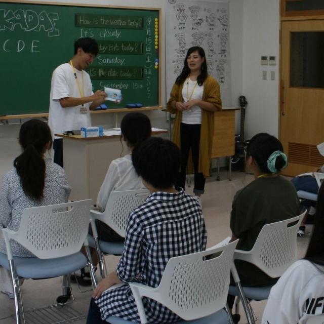 高松大学 オープンキャンパス20193