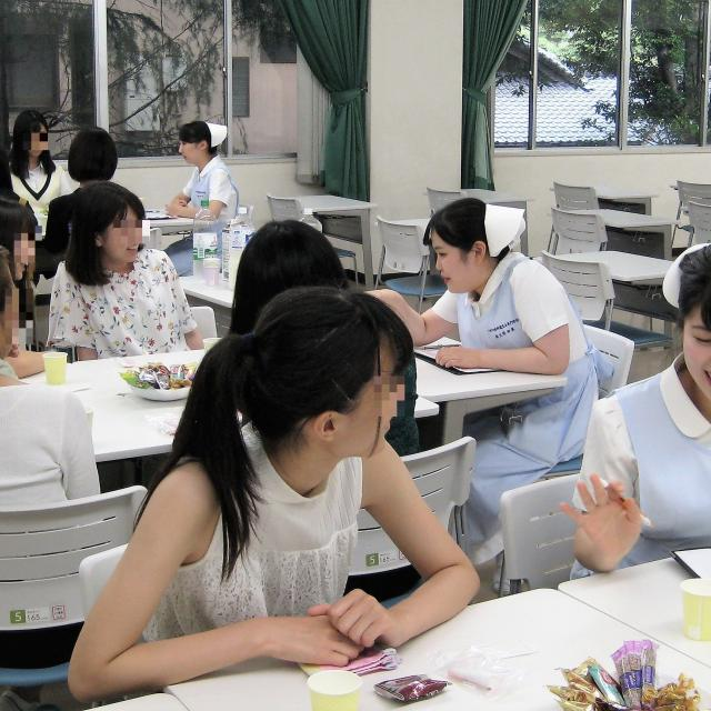 アポロ歯科衛生士専門学校 学校説明会2