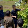日本ガーデンデザイン専門学校 在校生が教える 個人邸の管理方法