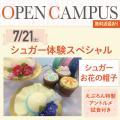 にいがた食育・保育専門学校えぷろん シュガー体験お花の帽子&アイシングカップケーキ!!