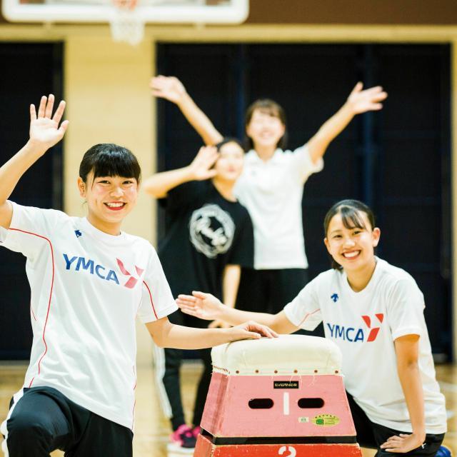 東京YMCA社会体育・保育専門学校 【こどもスポーツ体験】1