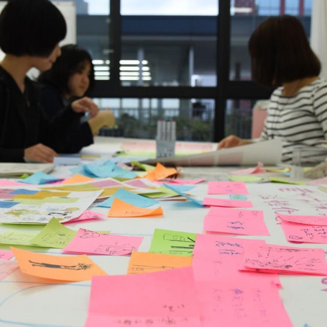 御茶の水美術専門学校 【体験授業】クリエイティブ・マーケティング2