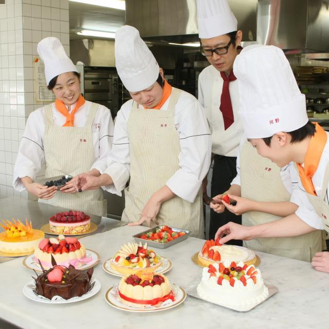 智泉福祉製菓専門学校 オープンキャンパス1