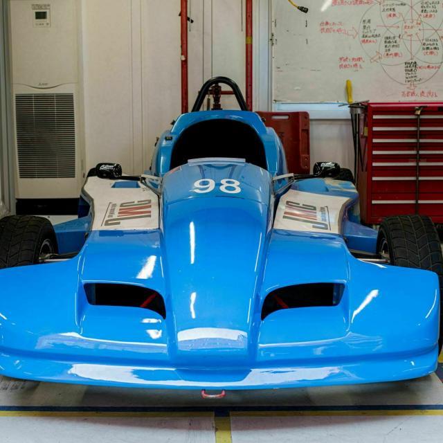 日本モータースポーツ専門学校大阪校 レーシングカーに触れてみよう!!【四輪レースメカニック】3
