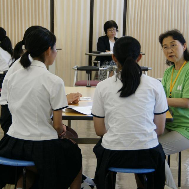 川崎医療短期大学 川崎医療短期大学オープンキャンパス(受付:本学にて)4