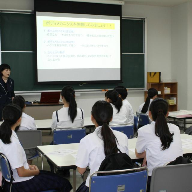 鹿児島純心女子大学 【看護】第3回オープンキャンパス3