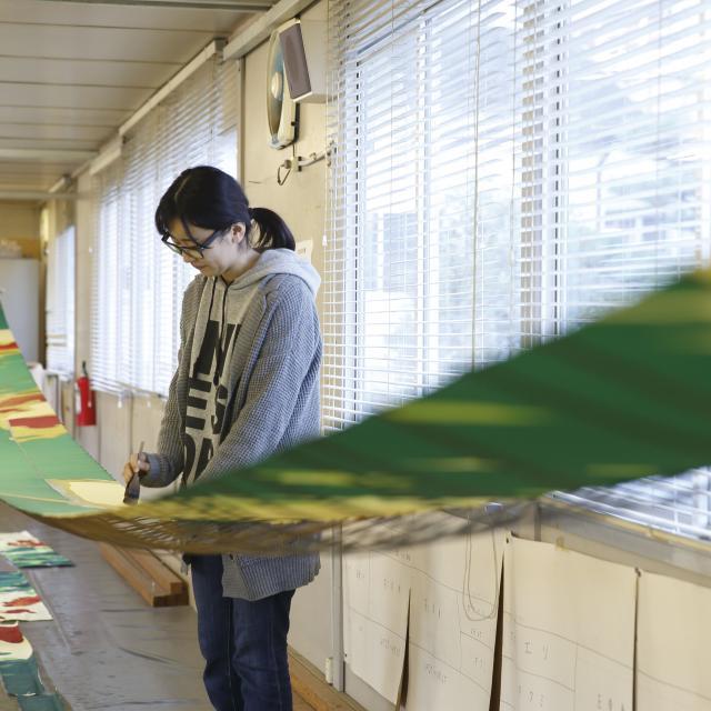 奈良芸術短期大学 12/16(日)授業公開&入試対策ゼミ!3