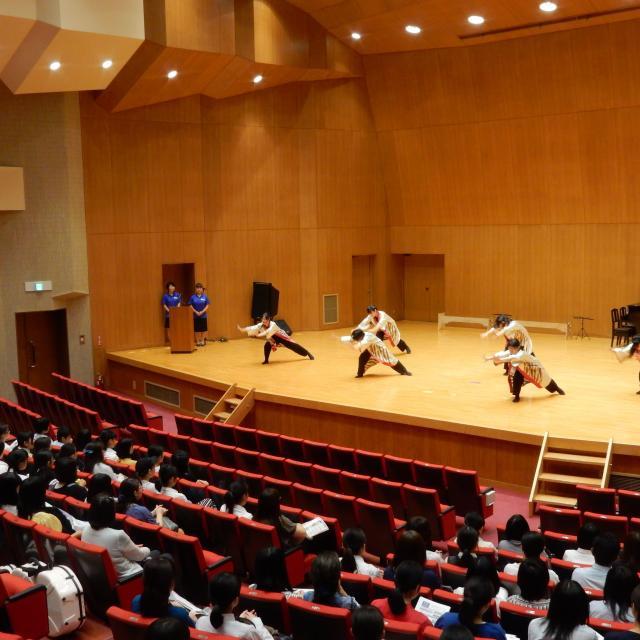 宇都宮共和大学 子ども生活学部オープンキャンパス20194