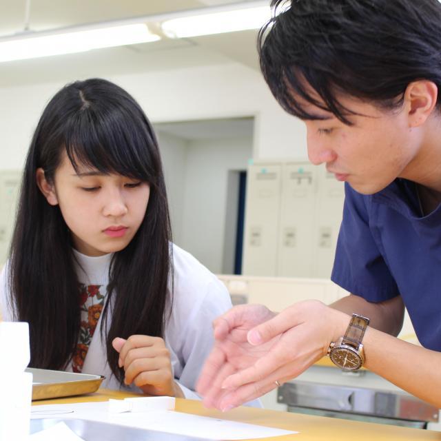新大阪歯科技工士専門学校 【高校2,1年生】入試が有利になる☆オープンキャンパス☆3