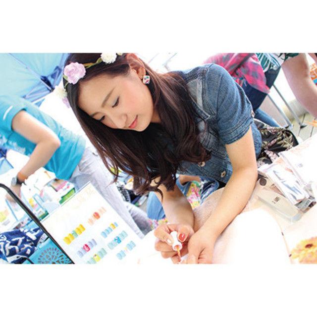 名古屋スクール・オブ・ビジネス ビューティービジネス学科【7月体験】エステ・メイク・ネイル3