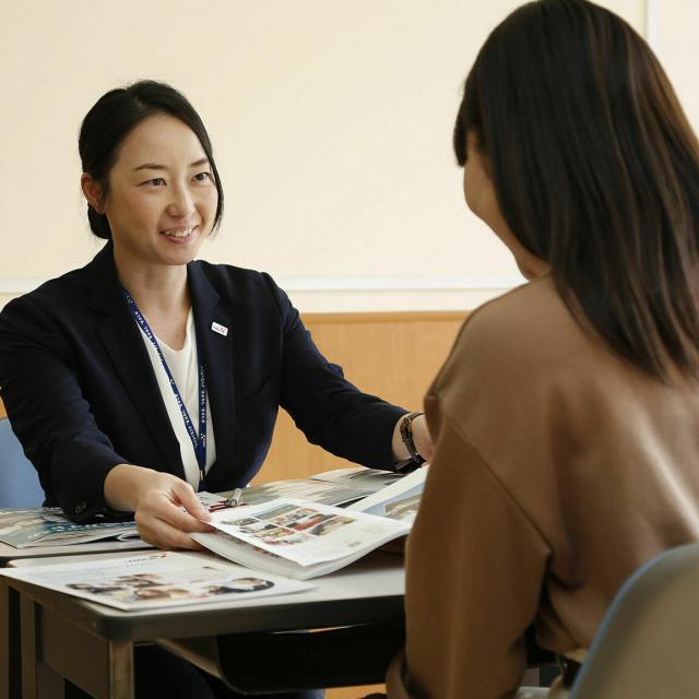 横浜YMCAスポーツ専門学校 2021年度学校・入試説明会1