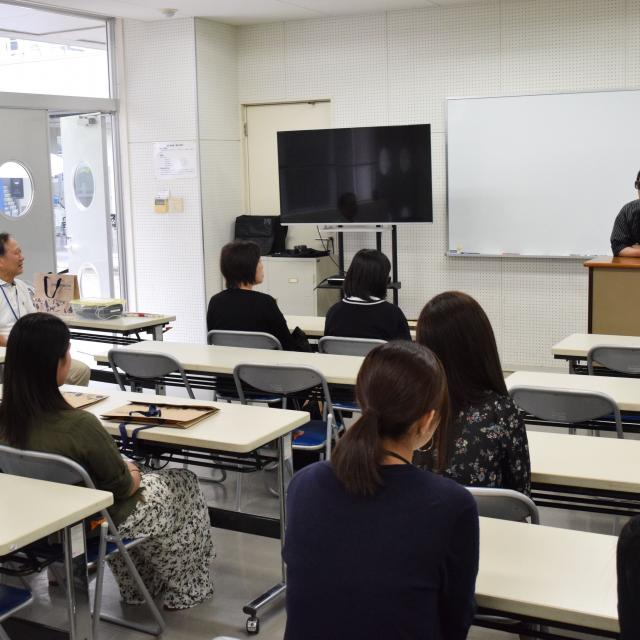 京都福祉専門学校 体験入学会 ~ 介護体験と認知症について知ろう~1