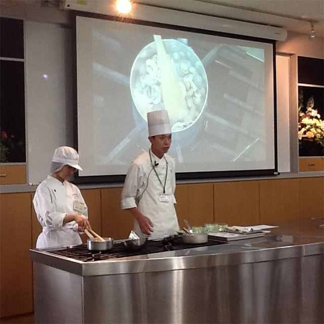 東京栄養食糧専門学校 病院の食事を作ってみよう【ランチ付】2