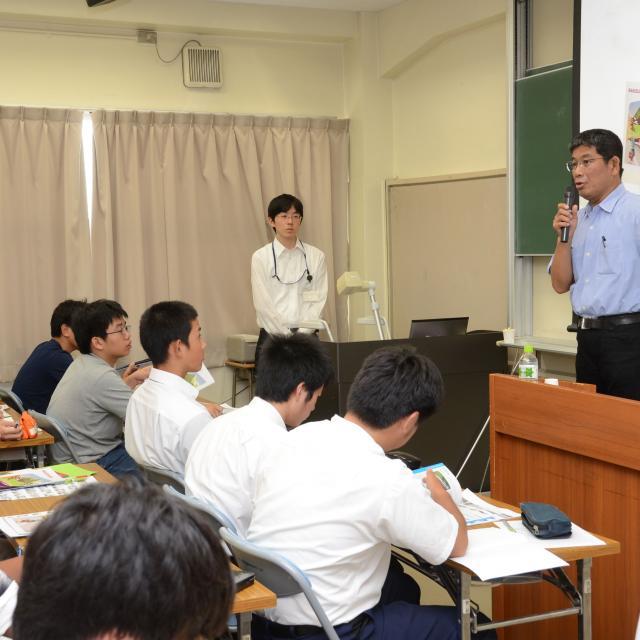 東京交通短期大学 2018年度 体験入学会1