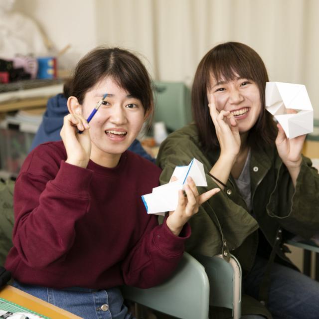 横浜高等教育専門学校 保育士・幼稚園教諭になるための授業を体験してみよう!4