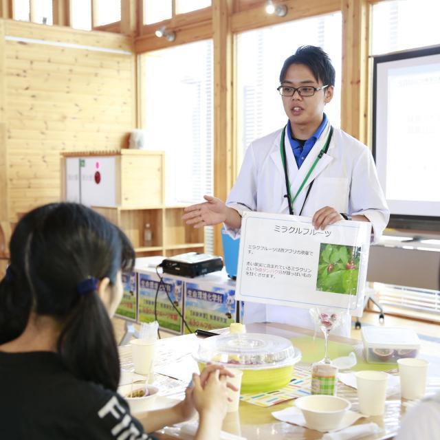 埼玉工業大学 【生命環境化学科】オープンキャンパス1