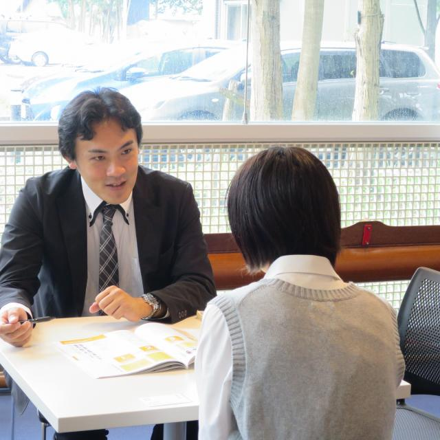 江戸川大学 キャンパス見学会1