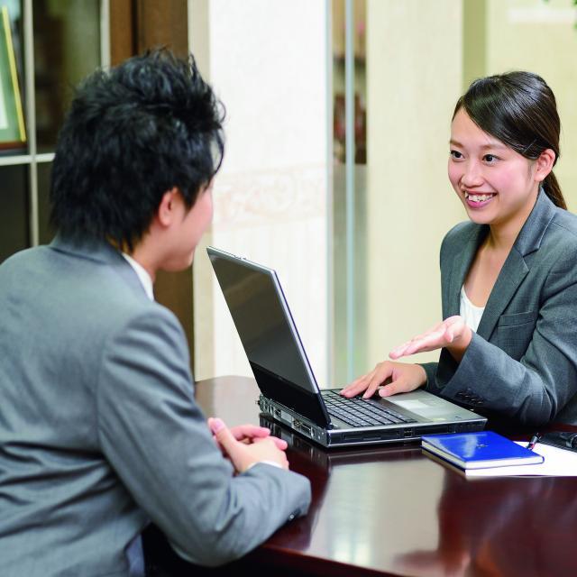大原簿記情報ビジネス専門学校横浜校 オープンキャンパス☆会計士・税理士系☆2