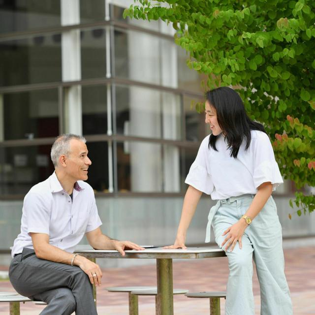 和洋女子大学 英語コミュニケーション学科「英語のプロをめざす1日体験」1