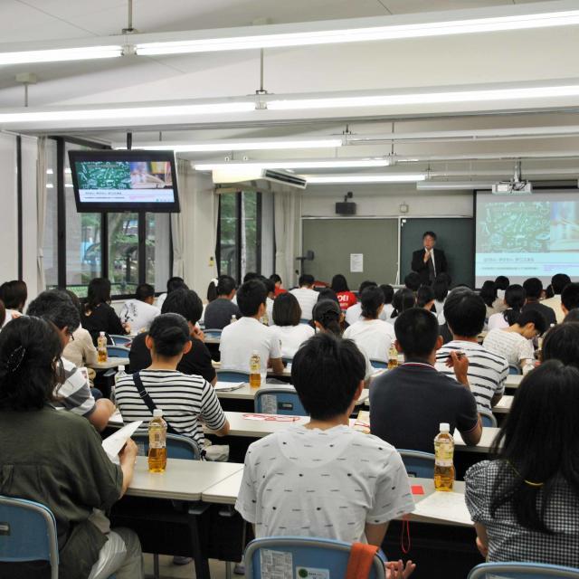 共栄大学 オープンキャンパス2019【春】2