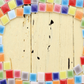 大阪ビジネスカレッジ専門学校 「モザイクタイル」でオリジナル雑貨を作ろう!