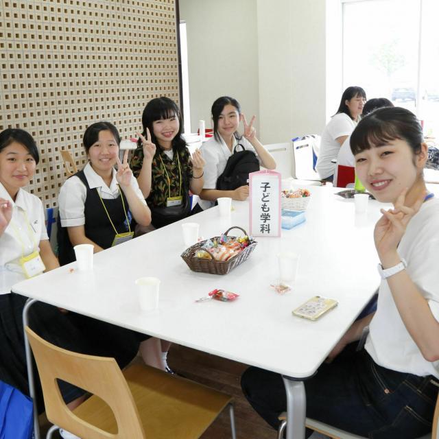 西九州大学 西九州大学オープンキャンパス2020(佐賀キャンパス)1