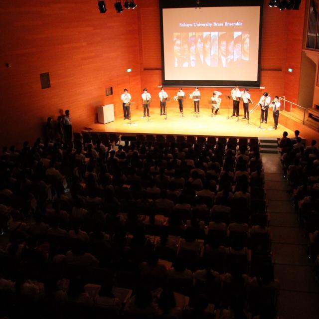 くらしき作陽大学 【音楽学部】オープンキャンパス20191