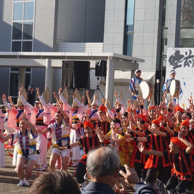四国大学短期大学部 第58回芳藍祭を開催します!1