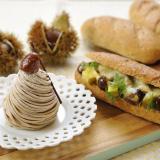 旬のスイーツで秋を満喫!モンブランと秋のサンドイッチの詳細