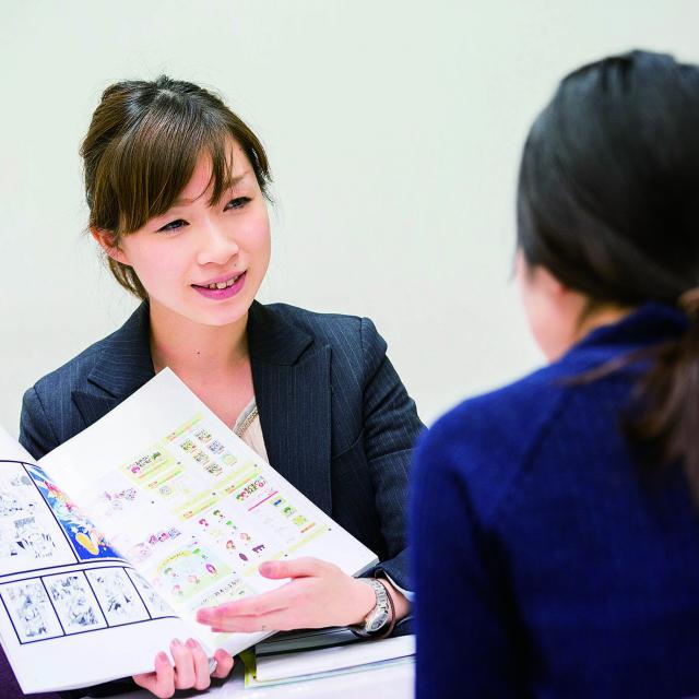 専門学校日本デザイナー学院 保護者説明会1