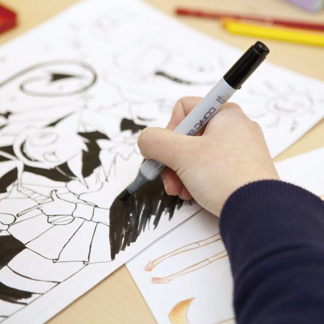 マンガ「漫画の描き方」のコツをつかもう!
