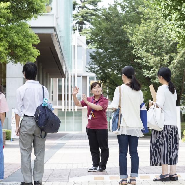 高千穂大学 6月16日(日) 夏のオープンキャンパス開催!1
