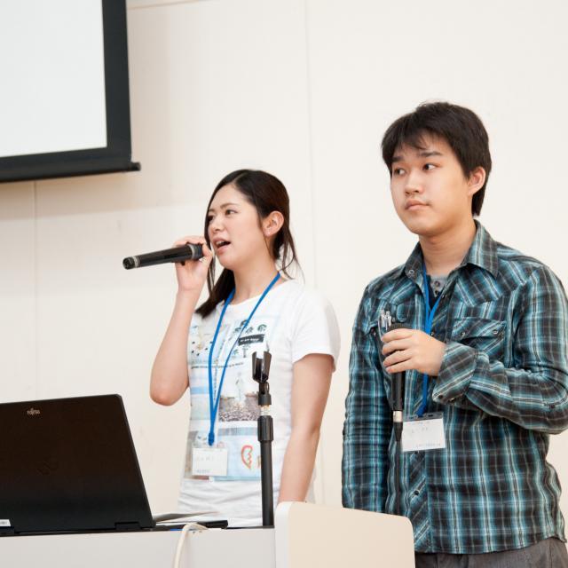 オープンキャンパス(コミュニティ総合学科)
